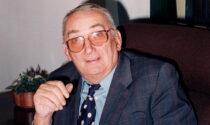 Borgomanero in lutto per l'ex sindaco Gianfranco Grisoni
