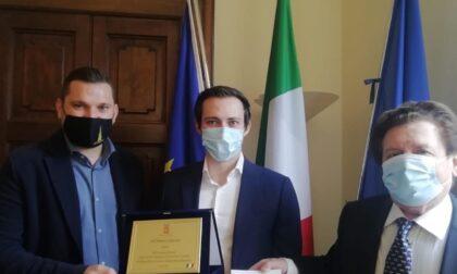 """Antonio Colasanto finalista a Masterchef """"Ambasciatore della Novaresità"""""""