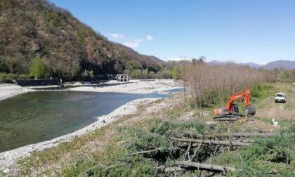 E' partito il cantiere per la costruzione del nuovo ponte di Romagnano