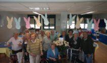 Mille rose in dono alle case di riposo di Novara e della provincia