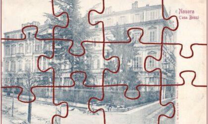 Completa il puzzle, avrai in regalo la stampa di Casa Bossi