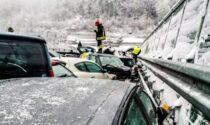 Autostrada Torino-Bardonecchia: 31 indagati per il maxi tamponamento del 13 febbraio 2021