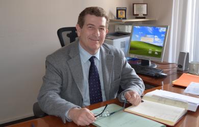 Gianfranco Zulian è il nuovo direttore dell'Aou Maggiore di Novara