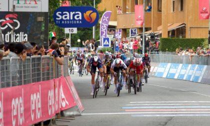 Venerdì il Giro d'Italia ripassa da Novara