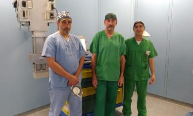 A Pinerolo primo impianto di defibrillatore sottocutaneo con l'ausilio dell'ipnosi