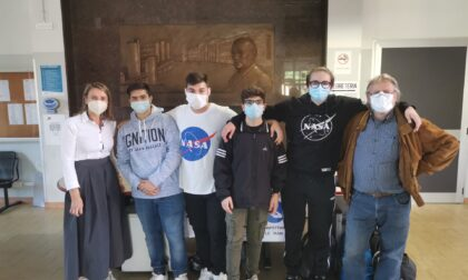 "ITT Fauser di Novara vincitore a ""The logistic Challenge"""