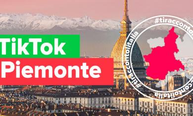 """Il progetto di TikTok """"Ti racconto l'Italia"""" arriva in Piemonte"""