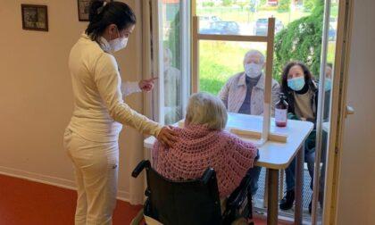 Rsa riapre visite ai parenti: novità alla Massimo Squarini di Momo