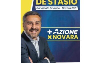 Amministrative Novara: Sergio De Stasio è il terzo candidato ufficiale