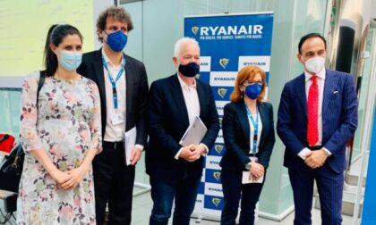 Aeroporto di Torino sedicesima base di Ryanair: tutte le rotte