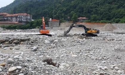 Romagnano finalmente al via i lavori per il ponte provvisorio