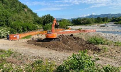 Ponte Romagnano, la Regione: perso troppo tempo per la bonifica ordigni