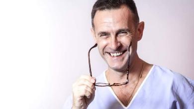 Addio al dottor Luca Spreafico: aveva 59 anni