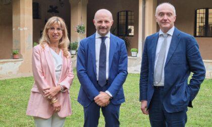 Davide Maggi nuovo presidente di Fondazione Comunità Novarese onlus