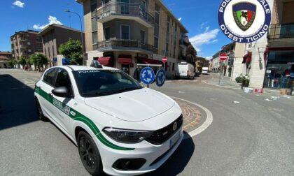 Trecate non si ferma all'alt: denunciato per resistenza a pubblico ufficiale