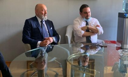 Novara Calcio: Pavanati presidente pro tempore