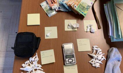 Pernate arrestato cittadino marocchino con 60 dosi di cocaina