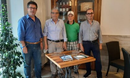 Amici del dialetto di Arona premiano Leva e Di Bella
