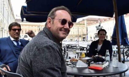 Kevin Spacey a Torino per il suo primo film dopo lo scandalo-molestie