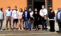 All'ex stazione di Meina, sede delle associazioni di volontariato, si è aggiunta la Comunità di Sant'Egidio