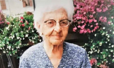 Addio nonna Nina: a 109 anni è morta la donna più anziana del Piemonte