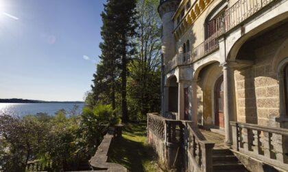 Stresa in vendita il Castello di Gianfranco Ferrè: guarda le immagini!