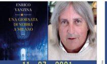 Enrico Vanzina presenta il suo libro ad Arona