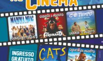 Arona torna il cinema all'aperto