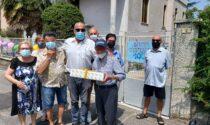 Il novarese Gaetano Paulato compie 100 anni: gli auguri dell'amministrazione