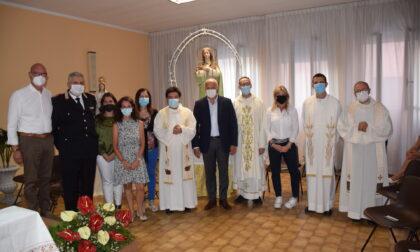 A Baraggia di Gozzano celebrata la festa patronale