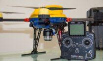 Gli organi per i trapianti viaggeranno presto su un drone in Piemonte