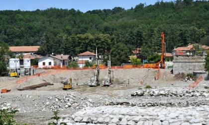 Ponte Romagnano: persi due mesi a cercare bombe dove non si è mai sparato un colpo