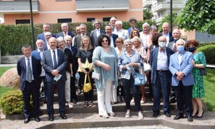 A Borgomanero confermata per un altro anno la presidenza di Tinivella ai Lions Host