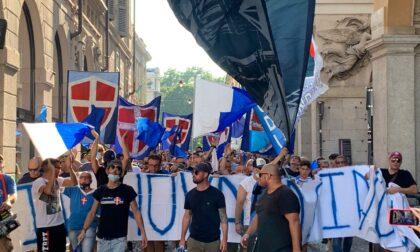 """La carica dei 500: """"Il Novara siamo noi"""""""