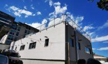 Entro l'estate il primo lotto dell'ampliamento dell'ospedale di Borgomanero sarà pronto