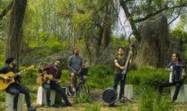 Un Paese a sei corde fa tappa a Baveno con un concerto ...a pedali