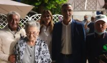 Beppe Bergomi ospite al tennis Nautica di Arona