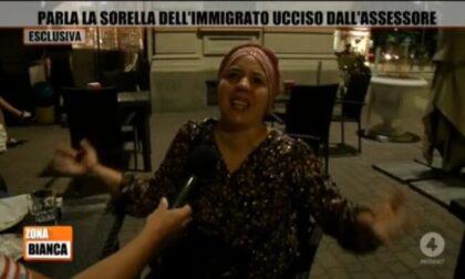 La sorella del marocchino ucciso a Voghera non perdona l'assessore-pistolero