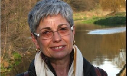 Pombia in lutto per la presidente del Covest Elena Strohmenger