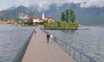 """Ambientalisti dicono """"No"""" alla passerella tra le isole del lago Maggiore"""