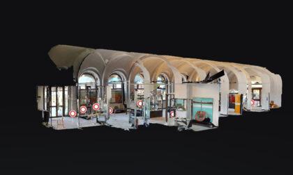 Novità all'Archeomuseo aronese: arriva il Virtual Tour 3D