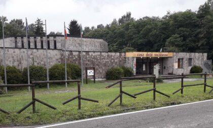 Atti vandalici alla casa della Resistenza di Fondotoce: distrutta la recinzione del parco