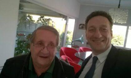 """Addio a Piero Guazzoni, """"Re"""" del dialetto aronese"""