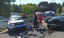 Terribile incidente a Paruzzaro: tre feriti