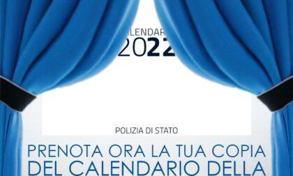 Calendario 2022 della Polizia di Stato: i progetti benefici