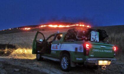 Incendi boschivi, il Piemonte in aiuto alla Calabria