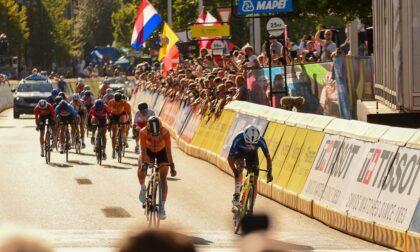 La ciclista piemontese Elisa Balsamo è la nuova campionessa del mondo