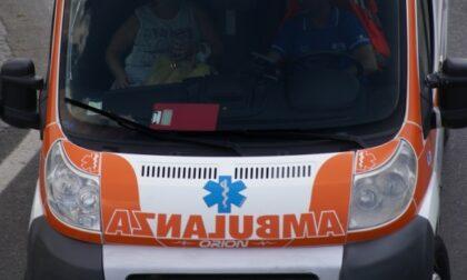 Incidente a Garbagna: auto fuori strada, 4 feriti