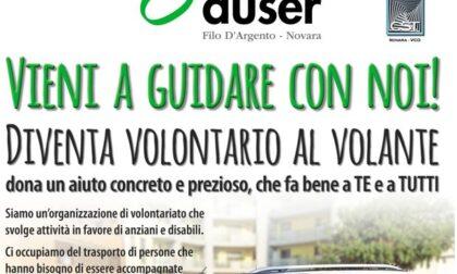 Auser Novara cerca nuovi volontari al volante