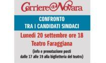 Novara confronto tra i candidati: appuntamento lunedì 20 al Faraggiana
